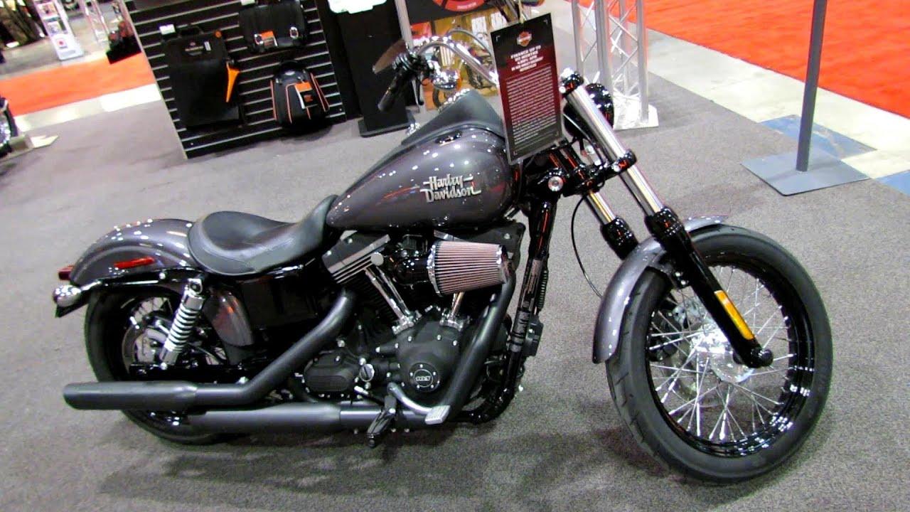 2014 Harley-Davidson Dyna Street Bob Walkaround - 2014 Toronto ...