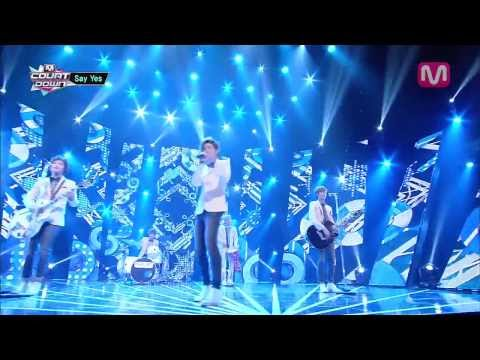 say yes_느낌이 좋아 (Feel good by say yes of Mcountdown 2013.8.15)
