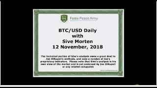 Forex Peace Army | Sive Morten BTCUSD Daily 11.12.18