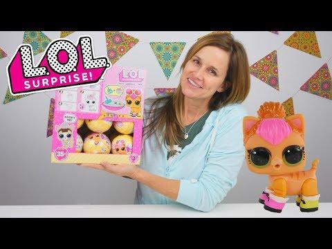 LOL Surprise Pets! Surprise Toy Unboxing by Amy Jo