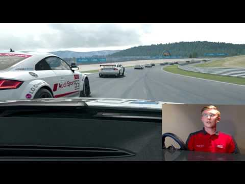 RaceRoom Audi Sport TT Cup - Physics Development with Joonas Lappalainen