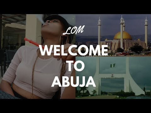 VLOG: FIRST TIME IN THE CAPITAL CITY OF NIGERIA - ABUJA