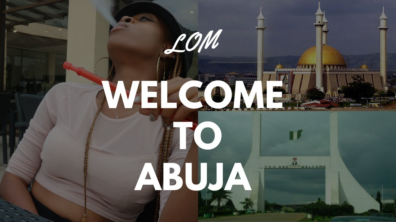 Umrah Banner: VLOG: FIRST TIME IN THE CAPITAL CITY OF NIGERIA