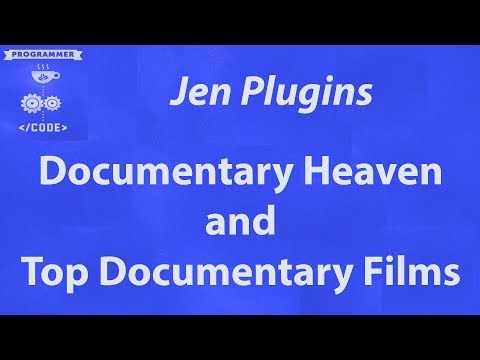 Two New Jen Plugins - Top Documentaries and Documentary