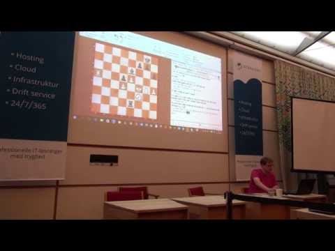 "Chess IM Silas Esben Lund - ""The Secret Life of Bad Bishops"""