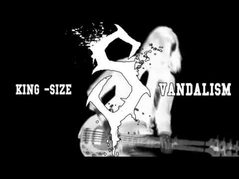 THE SILVERBLACK - KING SIZE VANDALISM (ALBUM RELEASE IN JAPAN)