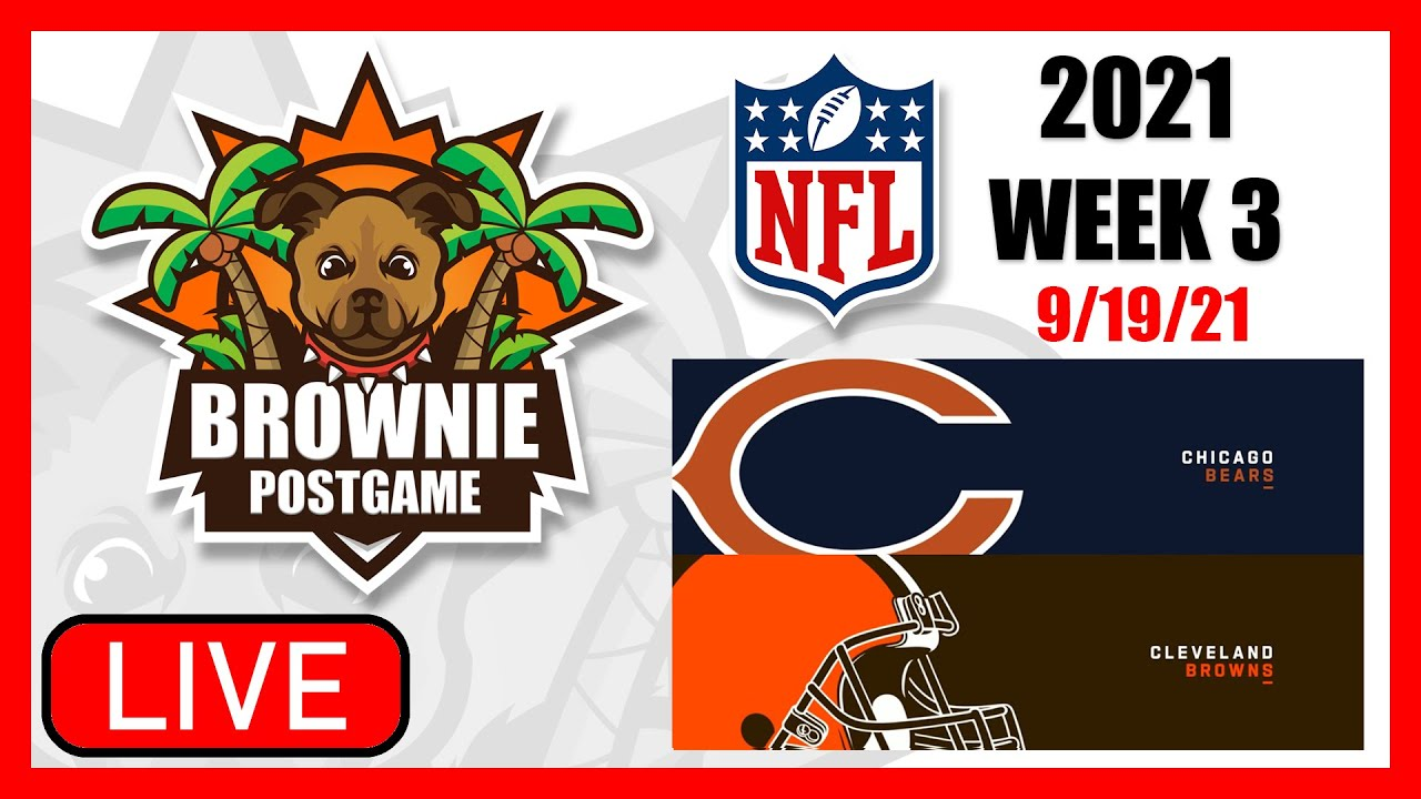 What channel is Bears vs. Browns on today? Time, TV schedule for ...