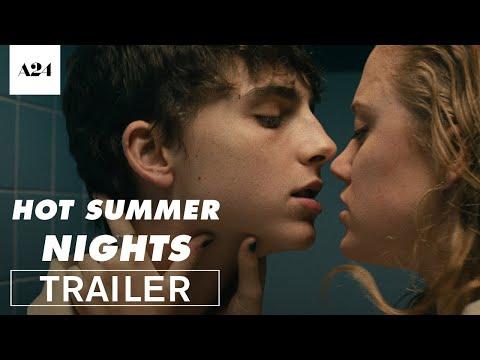 Hot Summer Nights   Official Full online HD   A24