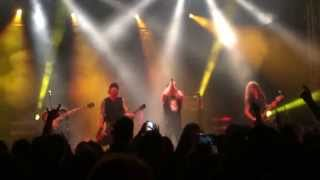 Skid Row - I Remember You (Live In Maribor 2014)