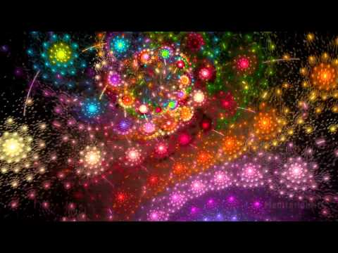 Electric Sheep in HD (Psy Dark Trance) 3 hour Fractal Animat