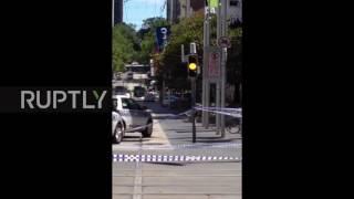 Australia: 3 killed, 20 injured after car mows down pedestrians in Melbourne
