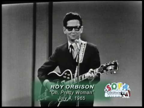 "ROY ORBISON ""Oh, Pretty Woman"" on The Ed Sullivan Show"