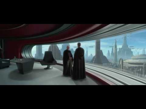 Star Wars Episode II - Attack of the Clones - Anakin and Palpatine [1080p]