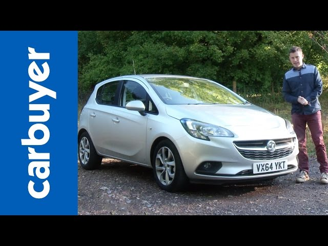 Vauxhall corsa review and buying guide best deals and prices buyacar fandeluxe Choice Image