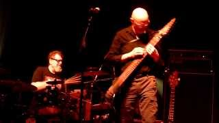 The Crimson ProjeKCt - Three of a perfect pair, live in Tel Aviv, Israel 5.03.2014