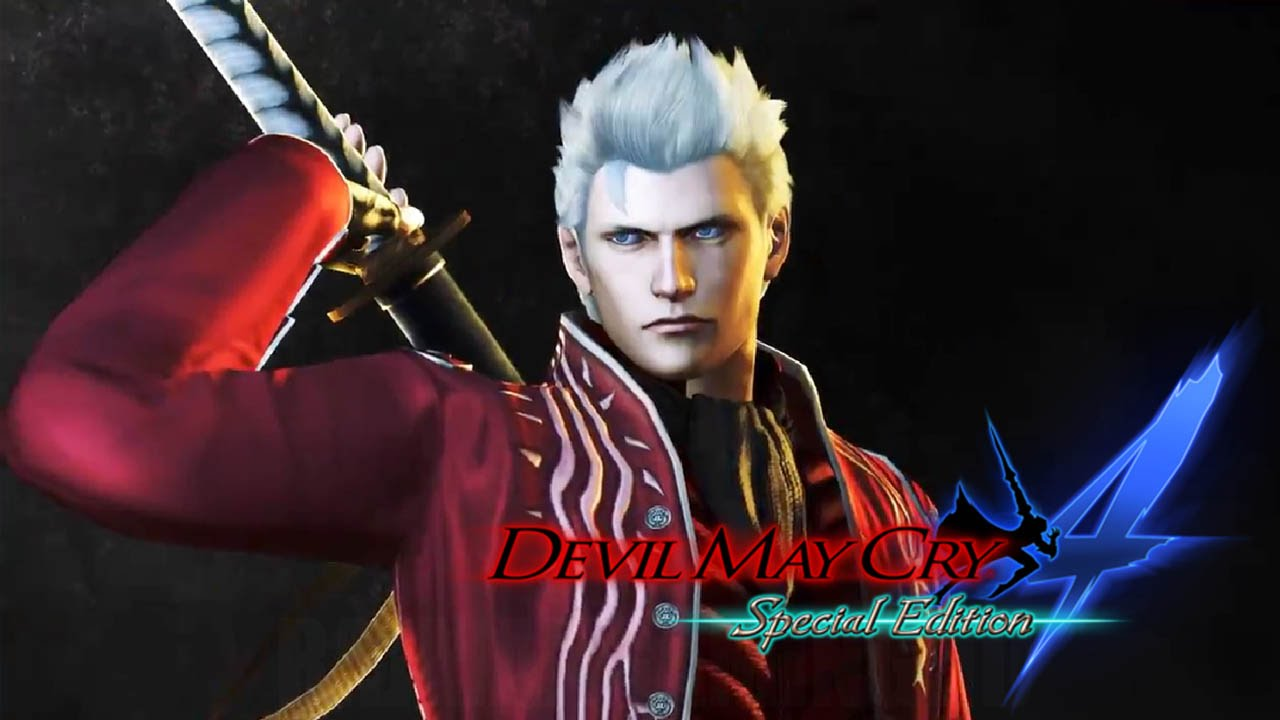 Devil may cry 4 save game game save download file.