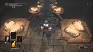 Dark Souls 3 - Got Castlevania'd