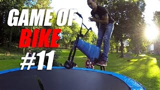 Game of BIKE #11 - BMX vs. БАТУТ