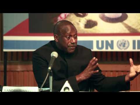 UN Public Lecture by Dr. Kandeh Yumkella