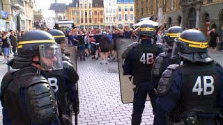 Exklusiv: Russische Hooligans und ihre selbstgedrehten Videos