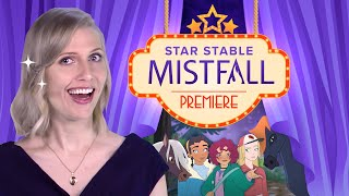 Star Stable: Mistfall | World Premiere with All The Episodes!