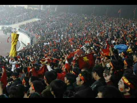 Viet nam vo dich We are the Champions!