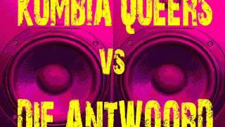 Kumbia Queers VS  Die Antwoord   Diz iz why im hot Remix