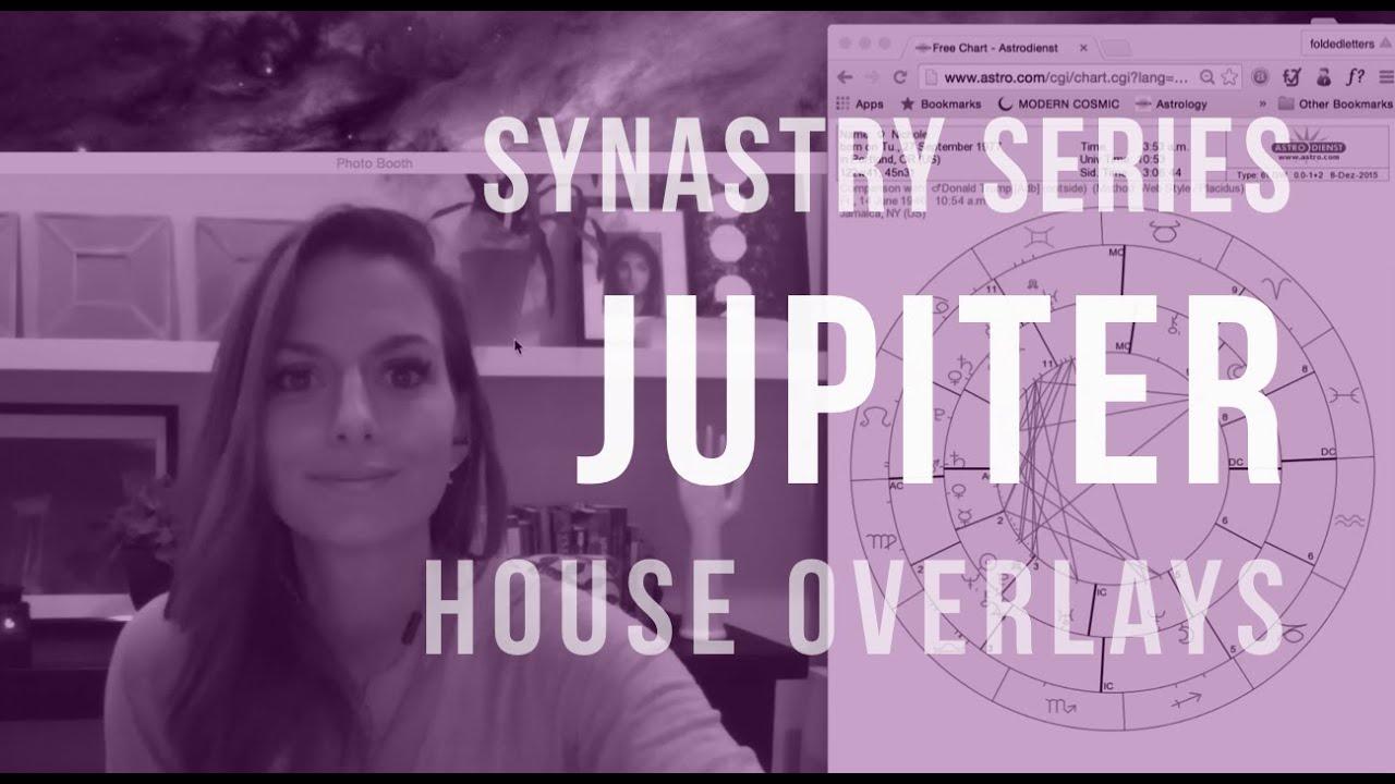 Astro Love 101: Jupiter in House Overlays