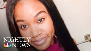 Pregnant Postal Worker Goes Missing | NBC Nightly News