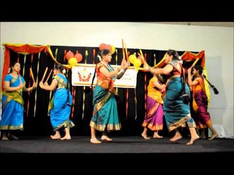 Kolata dance for Kannada Rajyotsava 2012