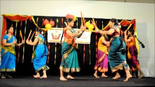 Kolata dance for Kannada Rajyotsava 2012