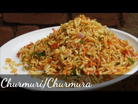 Churmuri/Churmura | Easy Girmit | Kannada | Rekha Aduge