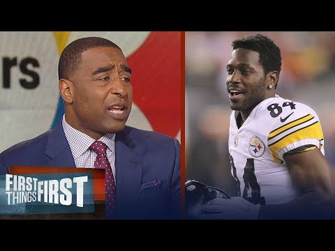 Cris Carter ranks the Top 5 Wide Receivers in the last 10 years   NFL   FIRST THINGS FIRST