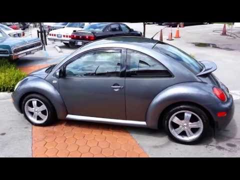 2002 Volkswagen Beetle GLS For Sale @ Karconnectioninc.com Miami, FL