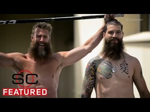 Looking Back On 10 Years Of ESPN The Magazine's Body Issue | SC Featured | ESPN
