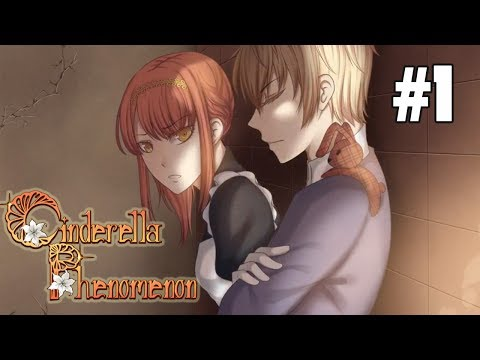 HE'S SO ANGRY! - Let's Play: Cinderella Phenomenon Part 1 [Rod's Route]