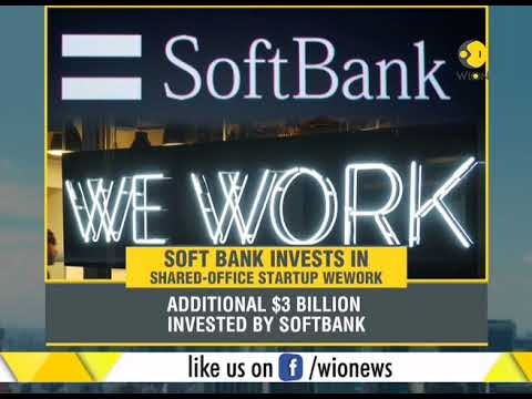 Soft Bank invests in Shared-Office Startup WeWork