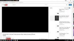 HOW TO FIX YOUTUBE BLANK SCREEN ON CHROME (IT WORKS!!!!!)