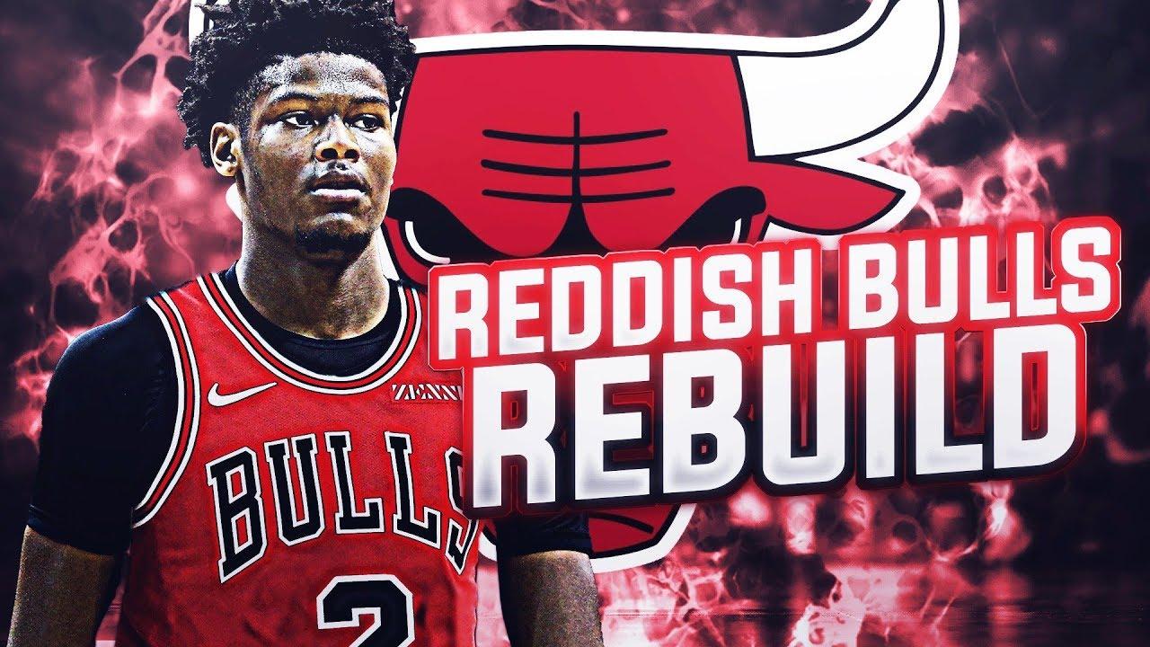 PG13 COMPARISON? CAM REDDISH BULLS REBUILD! NBA 2K19