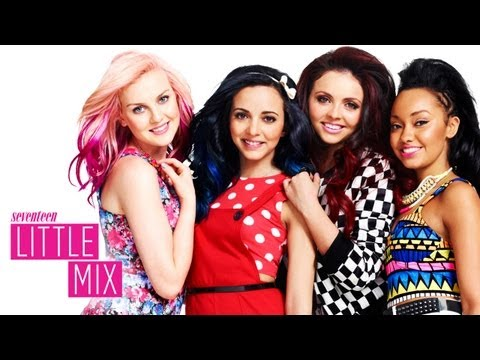 Little Mix: Style & Beauty Faves | Seventeen