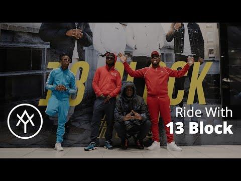 Youtube: Les douze travaux de 13 Block   Ride With
