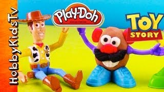 PLAY-DOH Mr. Potato Head Play Set Toy Review