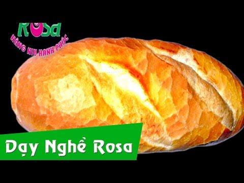 Bánh mì Việt Nam - cóc đặc ruột