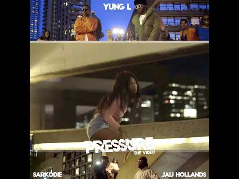 Sarkordie ft yungL -Pressure(OFFICIAL VIDEO)