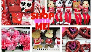 Shop With Me Dollar Tree New Valentine 39 s Day Items