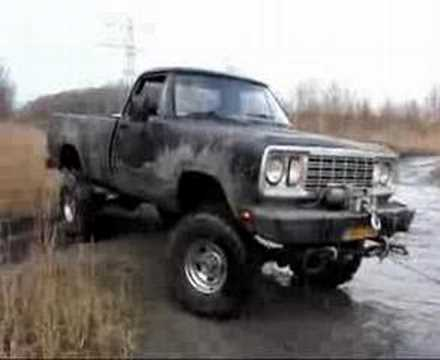 Dodge Power Wagon For Sale >> Dodge Power Wagon M880 Dodge W200 power wagon - YouTube