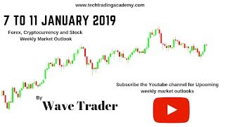 Cryptocurrency, Forex and Stock Webinar and Weekly Market Outlook from 7 to 11 January 2019