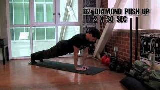 Kettlebell Conditioning Workout #4, Machine Kettlebell Workout Plan