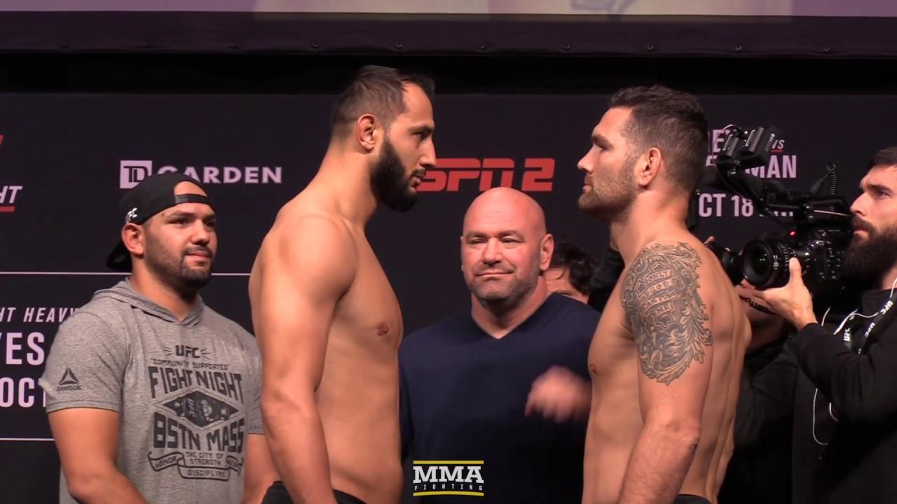 UFC on ESPN 6: Dominick Reyes ...