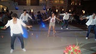 XV Años, baile sorpresa de Jaqueline 5 de Abril de 2014